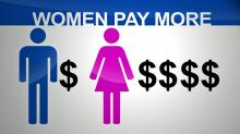IMAGE: It's a fact of life: Women pay more for some products, services