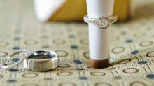 IMAGE: Couple's rings, sent for repair, disappear