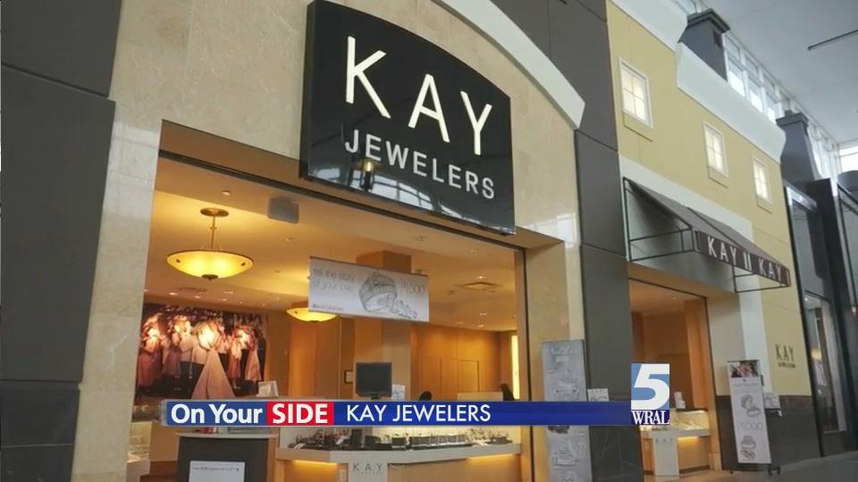 5752efbf5 Complaints adding up across the country against Kay Jewelers :: WRAL.com