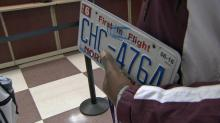 IMAGES: Check the fine print: Ask for money back when you turn in a license plate