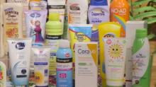 IMAGES: Don't get burned: Many sunscreens don't offer advertised protection