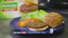 IMAGE: Flavorless no more: Veggie burgers vindicated as popularity soars