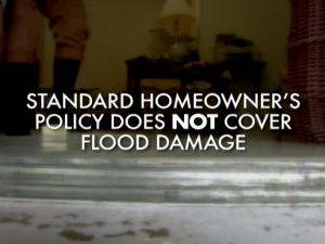 In a storm, flooding can become a big problem. Are you and your family prepared if it happens?