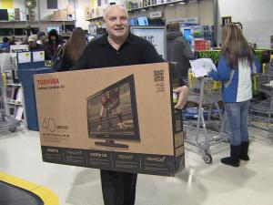 Fliers, emails and online advertisements for televisions are ramping up ahead of Black Friday next week, but despite the hype, Consumer Reports says now may not be the best time to buy a TV.