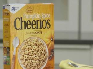From cereal and coffee, to almonds and even salsa, it's tough to escape the pumpkin-spice mania that explodes each fall.