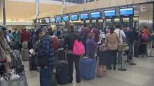 IMAGE: Holiday travel begins for thousands at RDU