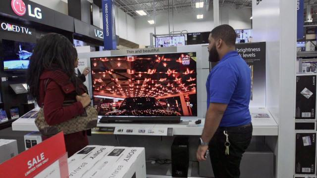 Is a new TV on your holiday shopping list? There is good news - screens are bigger and better than ever, and prices keep dropping.
