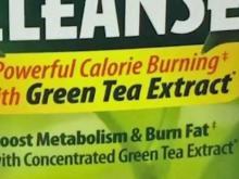 Green tea suppliments