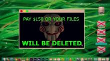 Ransomware poses serious online threat to people, businesses
