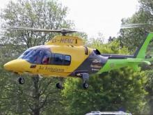 Even with insurance, air ambulance bills can reach 5 digits