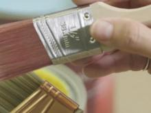 Use right size, bristle type to brush paint like a pro