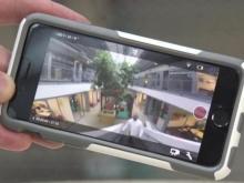 Flip phone horizontally to take better photos, videos