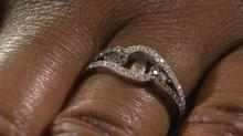 IMAGES: 'He went to Jared' and regretted it after $7K engagement ring broke