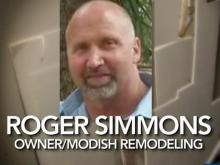 Roger Simmons, Modish Remodeling
