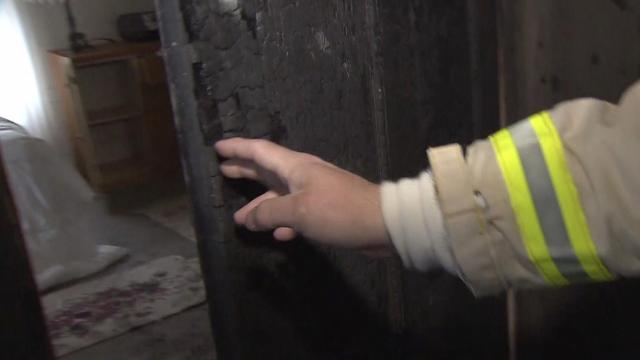 Closed bedroom door could save your life in a house fire (WRAL Close Before You Doze)