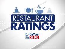 Restaurant Ratings: El Dorado, Pei Wei Asian Diner, Li Ming's Global Mart Cafe, Taco Bell, Isla Bonita