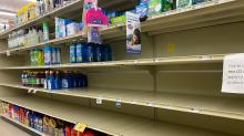 IMAGES: Demand, production capacity continue to perpetuate hunt for disinfectant wipes