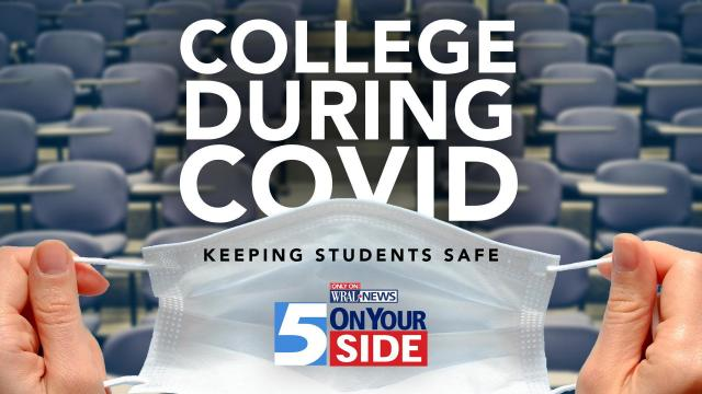Tips For Kids To Protect Themselves Against Coronavirus When Returning To Campus Wral Com