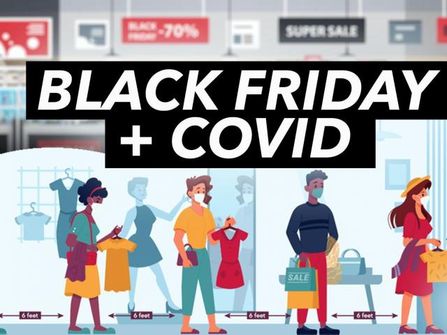 5 On Your Side's Monica Laliberte shares changes that retailers are making to ensure Black Friday shopping is a safe event during the coronavirus pandemic. <br/>Web Editor: Sydney Franklin
