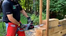 IMAGE: Best chainsaws save time with storm clean-up