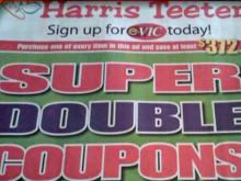 Smart Shopper: Super double coupons and other weekly deals