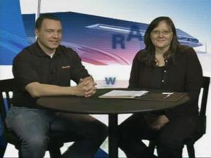 Brad Halferty, founder of Twongo.com, talks with WRAL's Smart Shopper Faye Prosser.