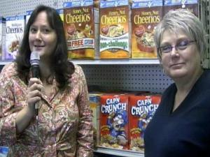 WRAL's Smart Shopper Faye Prosser spoke with Lynette Stone, manager of a new discount grocer, Common Cents in Raleigh.