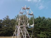 Tweetsie Ferris Wheel 7-7-2010