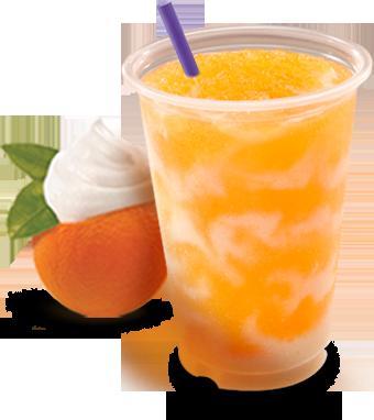 Taco Bell Frutista Freeze