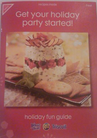 Nabisco holiday book