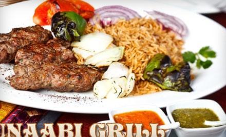 Unaabi Grill