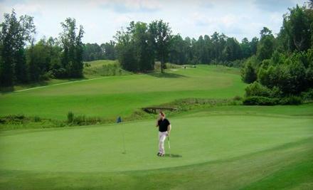 River Ridge Golf Groupon