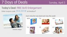IMAGE: FREE 8x10 picture at Walgreens today only!