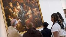 IMAGE: State art museum returns to offering weekly family-friendly tours