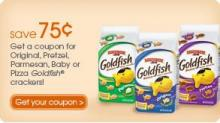 IMAGE: Pepperidge Farm .75/2 Goldfish coupon