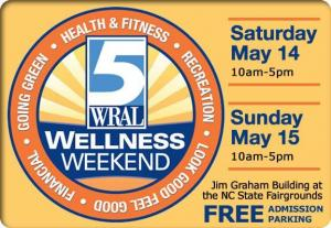 WRAL Wellness Weekend
