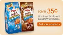 IMAGE: Pepperidge Farm Goldfish .35/1 coupon!