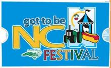 Got to be NC Festival