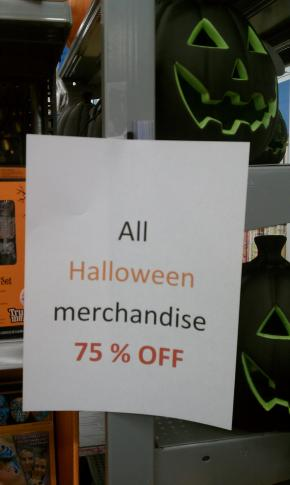 Halloween Clearance At Walmart Wral Com