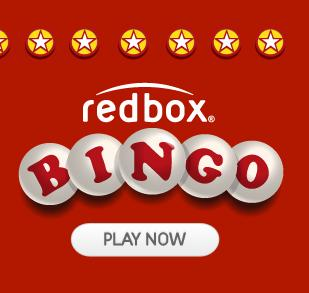 Redbox BINGO