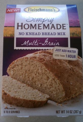 Fleischmann's bread