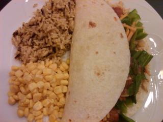 Soft tacos