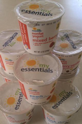 Food Lion yogurt