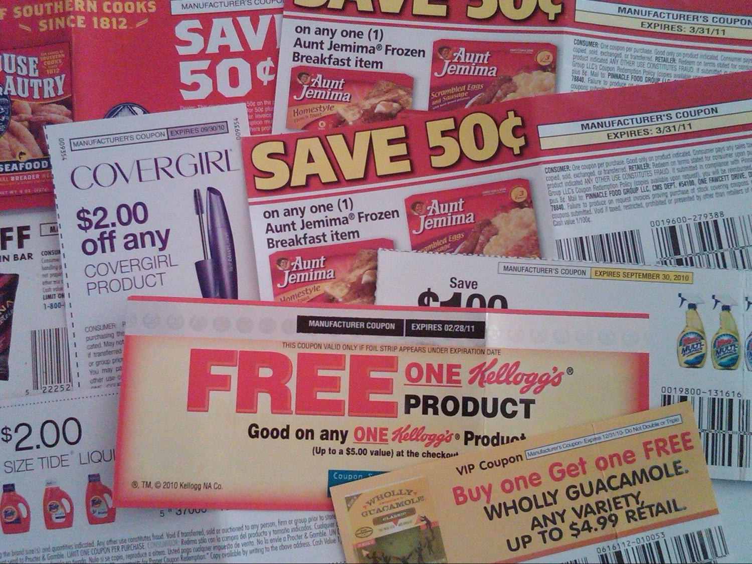 Couponing Abbreviations And Terms Wral Com