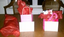 Valentine's Day gifts for my girls