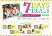 IMAGE: Walgreens 7 Days of Deals promotion