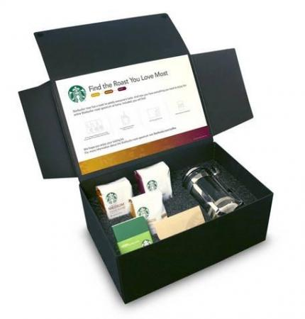 Starbucks Tasting Kit