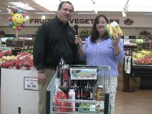 WRAL's Smart Shopper Faye Prosser reviews the new Carlie C's grocery store in Garner.