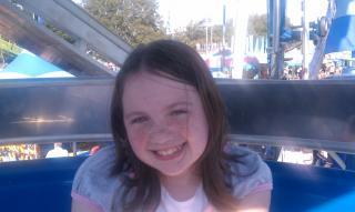 Ferris Wheel ride NC State Fair 2011