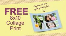 IMAGE: Walgreens FREE 8 x 10 collage print!